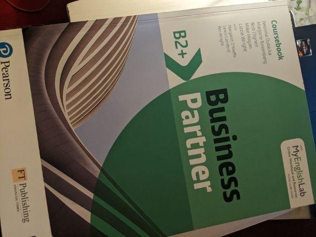 Business Partner B2+ Coursebook with MyEnglishLab