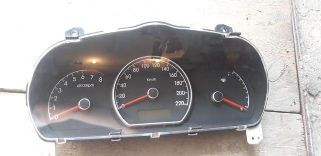 Панель приборов Hyundai elantra HD (j4)