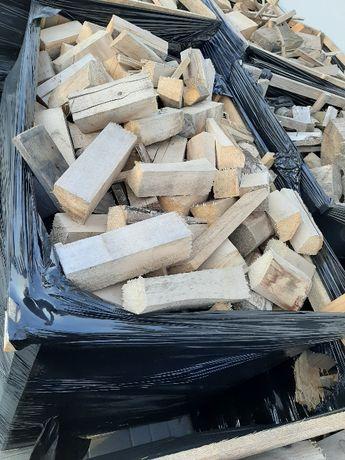 drewno opałowe, zrzyny ścinki