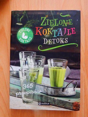 "Książka ""Zielone koktajle Detoks"""
