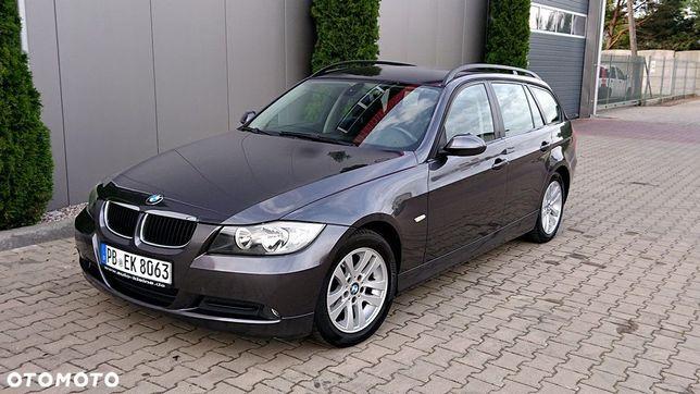 BMW Seria 3 318i 2.0 Benzyna PDC Wyposażony Oryginał z Niemiec