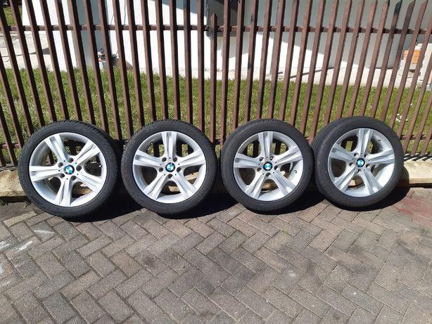 Koła lato BMW 1 E81 E82 E87 E88, 205/50 R17 COPER ,9mm