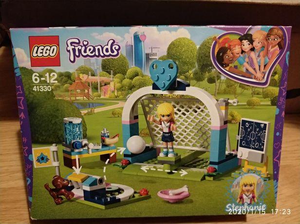 Nowe Lego Friends 41330 Trening Piłkarski Stephanie