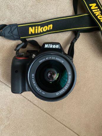 Nikon D3300 фотоаппарат AF-P 18-55mm