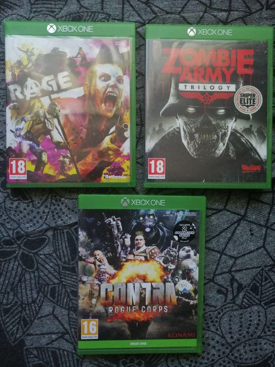 Conjunto de jogos xbox one e series x