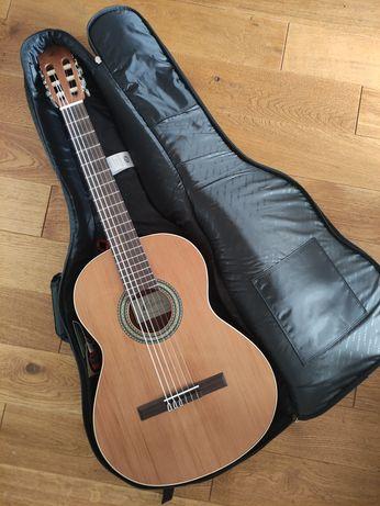 Gitara klasyczna hiszpańska Cuenca. Jak nowa.