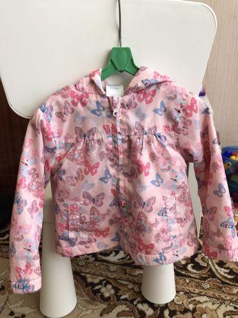 Куртка на дівчинку 18-24