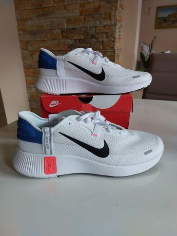 Buty Adidasy Nike Reposto r. 48.5 32 cm white/blue