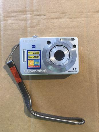 Maquina fotografica Sony DSC-W55 7.2 megapixels