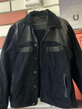 Джинсовая куртка на подростка, мужчину