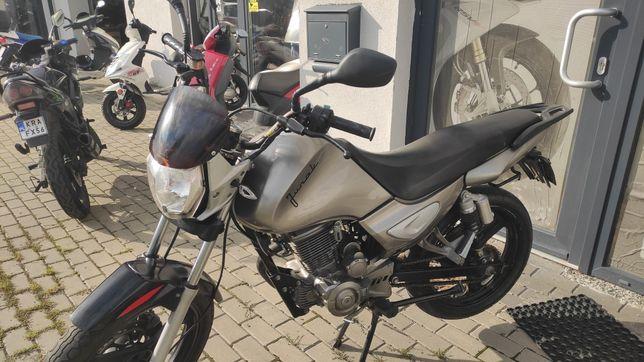 Junak 123  motocykl 125 CC Trzebinia Chrzanów