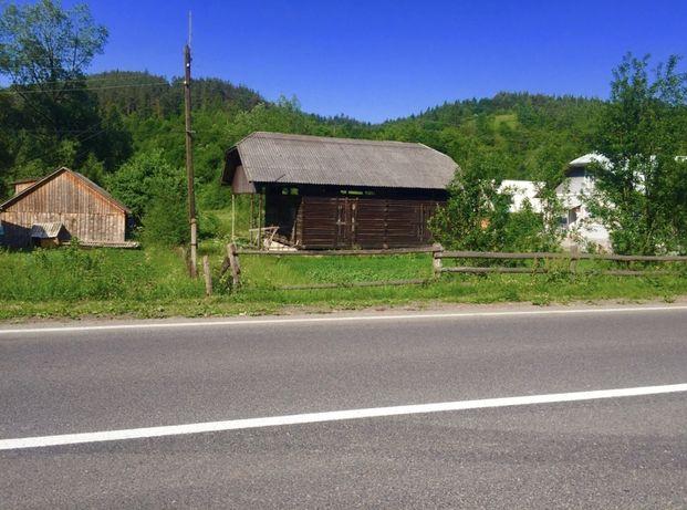 Будинок(незавершене будівництво) із земельною ділянкою