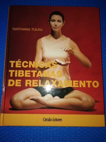 Livro:Técnicas tibetanas de relaxamento novo