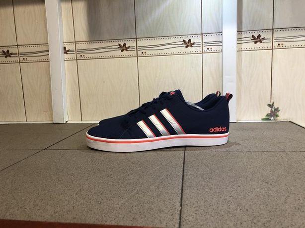 Кросівки сині adidas