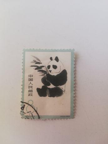 Chiński znaczek 1963?