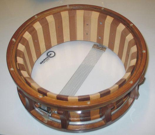 Werbel klepkowy Korpusy, Obręcze Perkusja