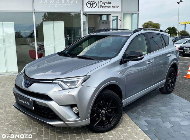 Toyota RAV4 Hybrid Selection Platinum 4x4 Salon Polska/I właściciel/Faktura VAT23%