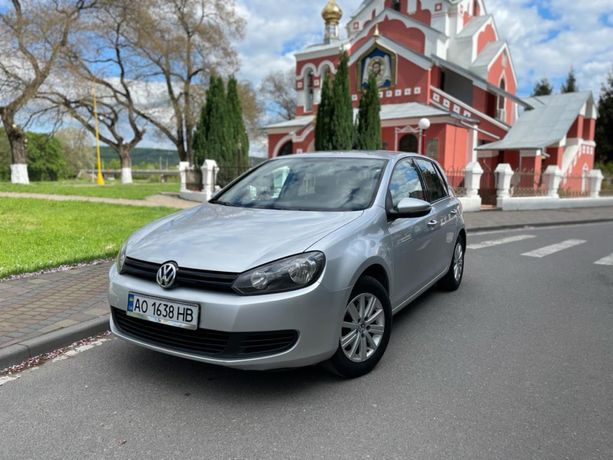Volkswagen Golf 6 1.2tsi
