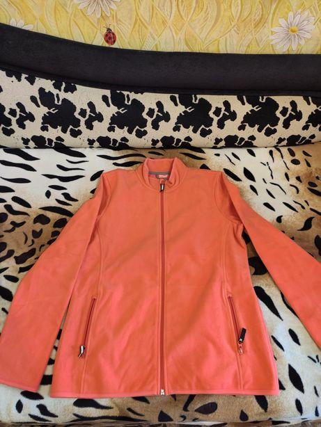 Куртка-ветровка флис