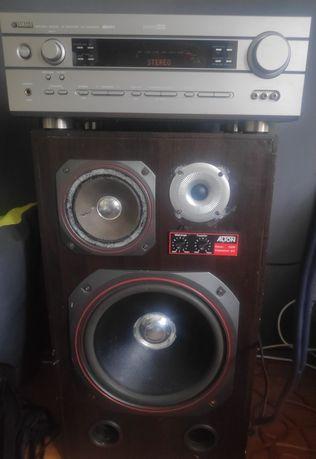 Wzmacniacz Yamaha V440RDS +Tonsil alton 110
