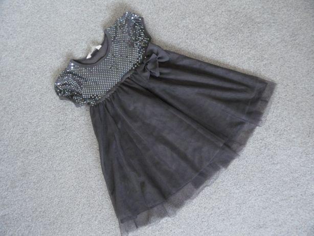 Sukienka letnia H&M rozm 122/128