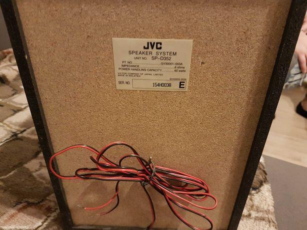 60z zl !!! Do sprzednaia 2 Glosniki JVC  plus glosnik Philips