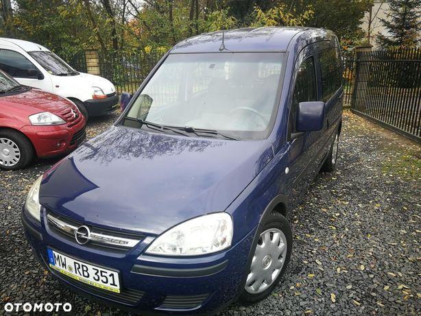 Opel Combo Combo 1.4 16V 90 KM Klima po opłatach.