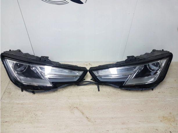 Фары Audi A4 B9 Xenon Full LED