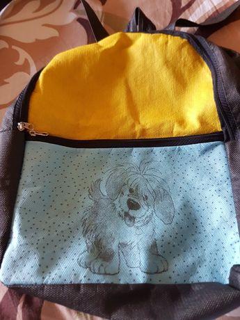 Небольшой рюкзак 35 на 30 см