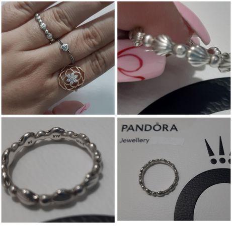 Anel Pandora Original Seashell