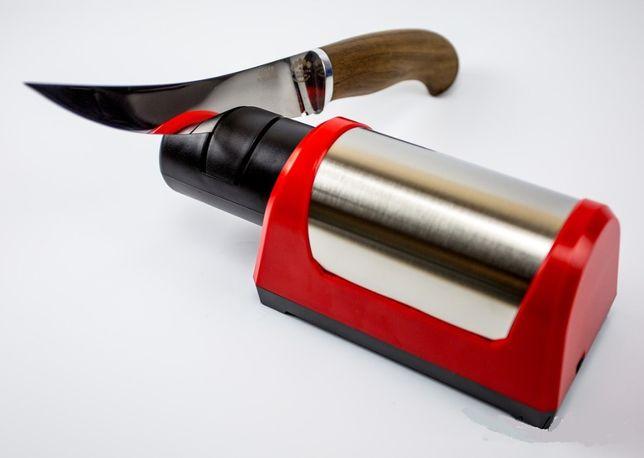 Алмазная точилка для ножей, электроточилка, ножеточка подарок женщине