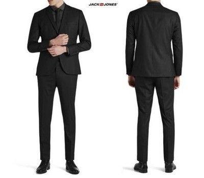 Nowy garnitur JACK&JONES r. 46 z metkami Slim Fit