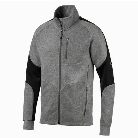 Кофта худи Пума Puma Adidas Evostripe Men's Jacket М