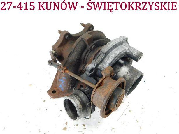 Do regeneracji Renault Master II 2.5 DCI 120 turbosprężarka Movano