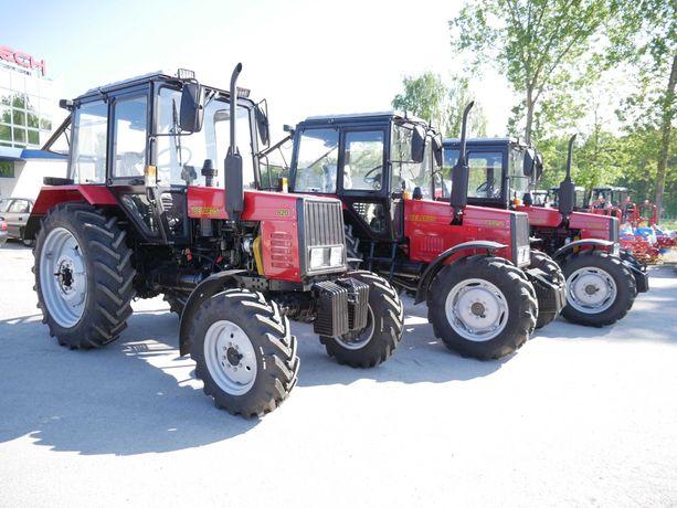 MTZ Belarus Traktor Rolniczy Komunalny 82 KM 4X4 Nowy Zobacz Ofertę