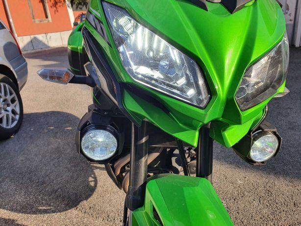 Kawasaki versys650 grand tourer