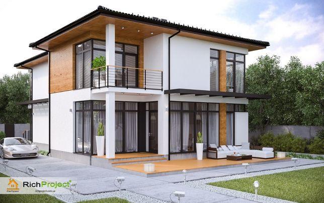 Проектные работы. Проект дома. Проектирование коттеджей. Визуализация