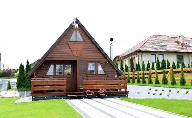Domek drewniany i apartament niedaleko Energylandii - Bon Turystyczny