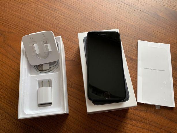 iPhone 7 32 Matte Black НЕВЕРЛОК + комплект
