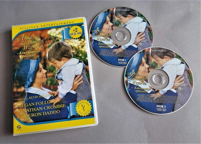 Ania z Zielonego Wzgórza - Kontynuacja opowieści - VCD HD