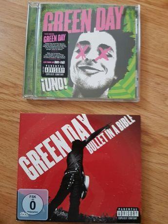 Płyty Green Day