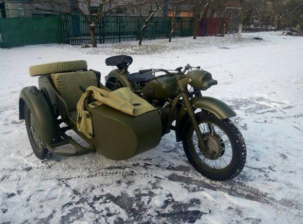 Качественная Реставрация (Покраска, Настройка, Ремонт)К-750, МВ-750...