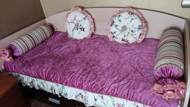 Комплект для кімнати принцеси