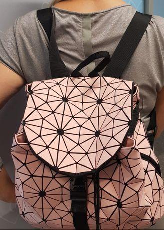 Plecak geometryczny