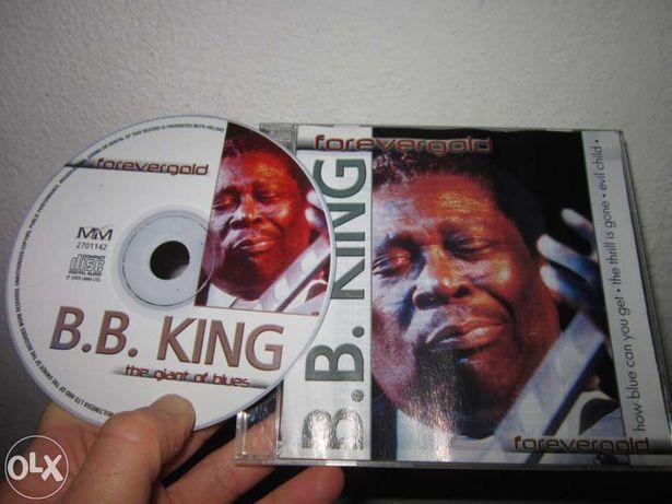 Cd B.B.King (forever gold)