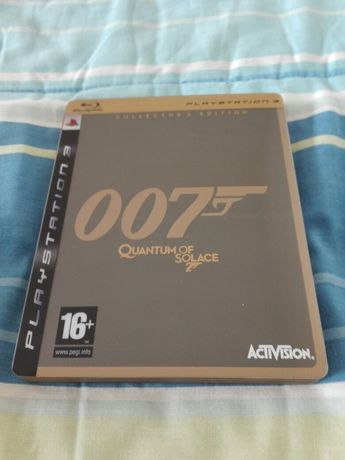 007 Quantum Solace Limited Edition PS3