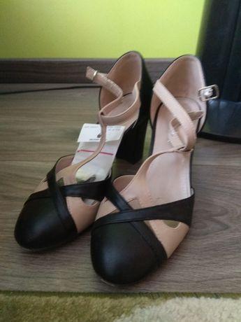 Eleganckie buty damskie 37