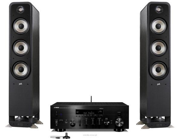 Yamaha R-N803D + Polk Audio Signature S60E - godne polecenia !