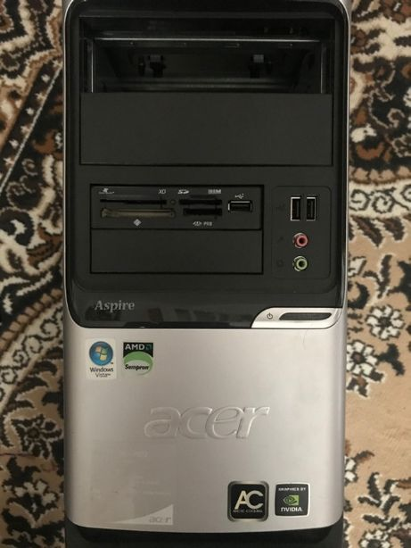 Оригінальний корпус Acer Aspire T180
