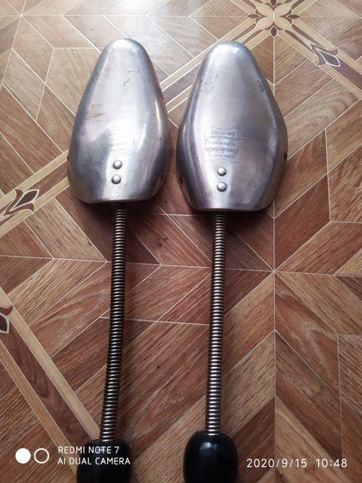формодержатели для обуви Denkstein 50-тые Фастов - изображение 1